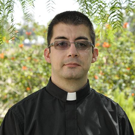 Fr. Raymond Sarkis