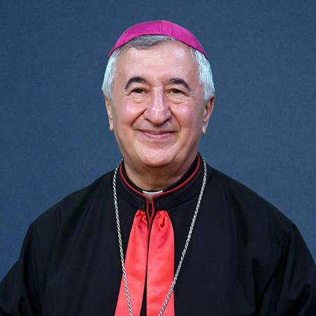 Bishop Emanuel Shaleta